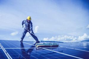 pulizie pannelli solari varese