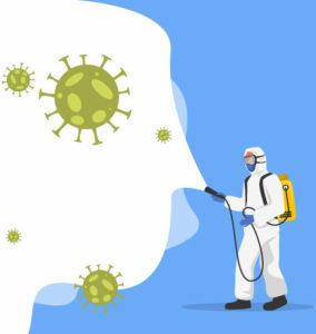 sanificazione coronavirus Varesee provincia